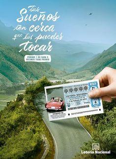 T.V. National Lottery on Behance: