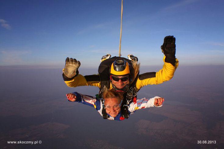 Skoki spadochronowe Martyny