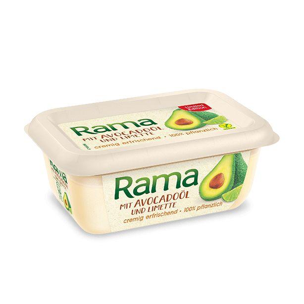 Hier finden Sie alle Informationen zu Rama mit Avocadoöl und Limette sowie zu weiteren Rama Produkten. Jetzt mehr erfahren!