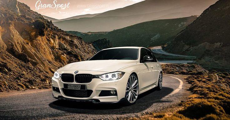 Kelleners Sport (Official) BMW Serii 3 F30.  Więcej informacji w sklepie GranSport - Luxury Tuning & Concierge:  http://gransport.pl/index.php/kelleners/bmw/seria-3-f30-i-f31.html