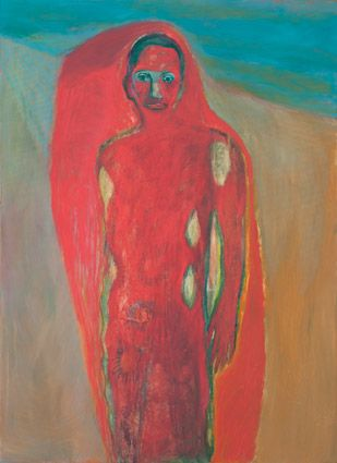 Rhys Lee New Paintings at © Tim Olsen Gallery Sydney Australia ~ 12 - 30 October 2011