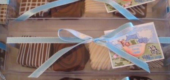 Centro de mesa de baby shower con malvavisco y flores de papel | Manualidades para Baby Shower
