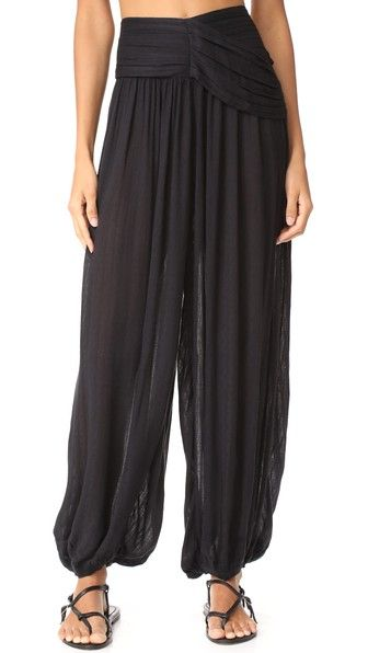 Free People Mumbai Soft Balloon Pants