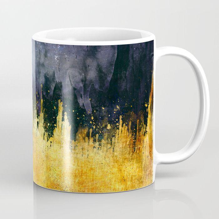 My burning desire Coffee Mug by HappyMelvin | Society6