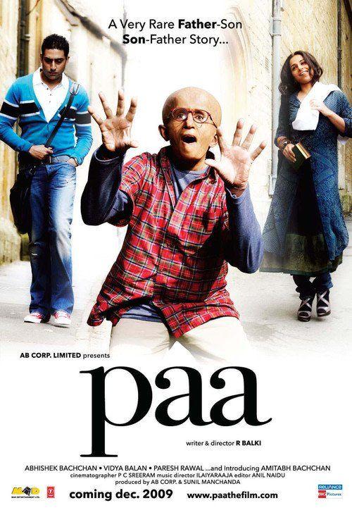 Paa (2009) Full Movie Streaming HD