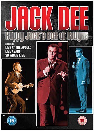 From 6.81 Jack Dee: Happy Jack's Box Of Laughs [dvd] [2013]