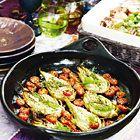 Venkel in de oven met trostomaatjes en tijm - recept - okoko recepten