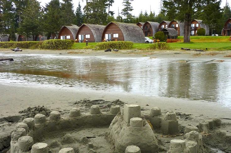 Sand Castle fun!