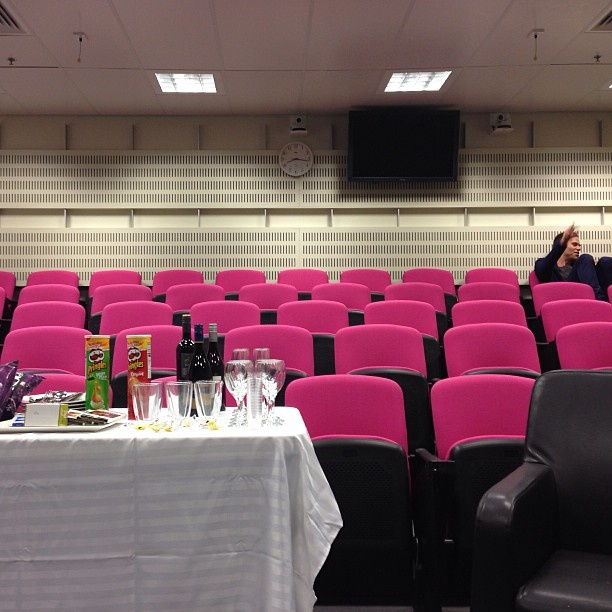 band room / lecture theatre. ideal