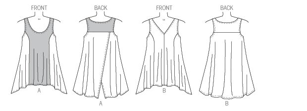Purchase Kwik Sew 4101 Misses' Tops and read its pattern reviews. Find other Tops,  sewing patterns.