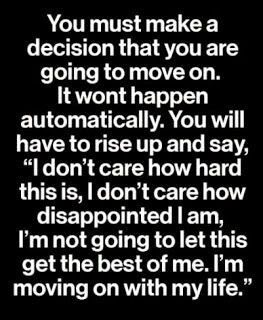 Life changes, unexpectedly. We go through pain & heartache, but we will heal from it all. We just have to trust our instincts and keep moving. : )