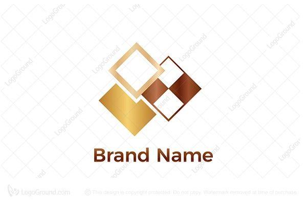 Parquet Flooring Logo Logos Flooring Logo Design