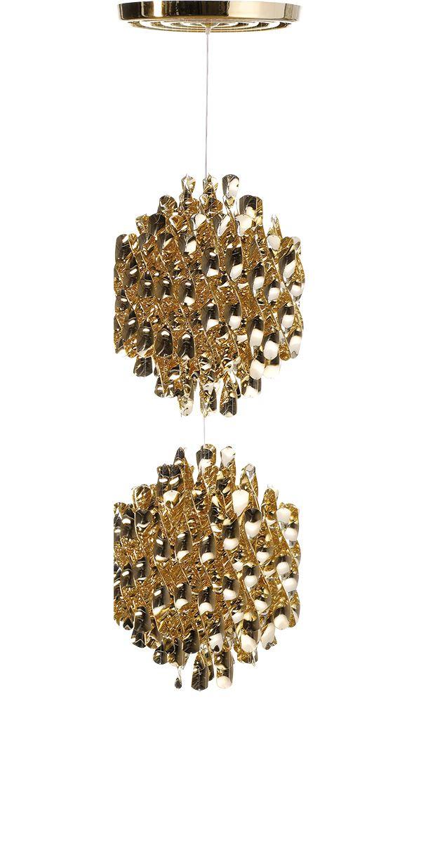 SPIRAL SP2 - Pendant designed in 1969 by Verner Panton