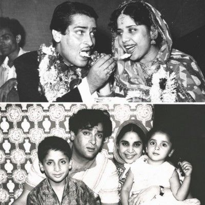 Remembering Geeta Bali and Shammi Kapoor on their wedding anniversary. (23-08)