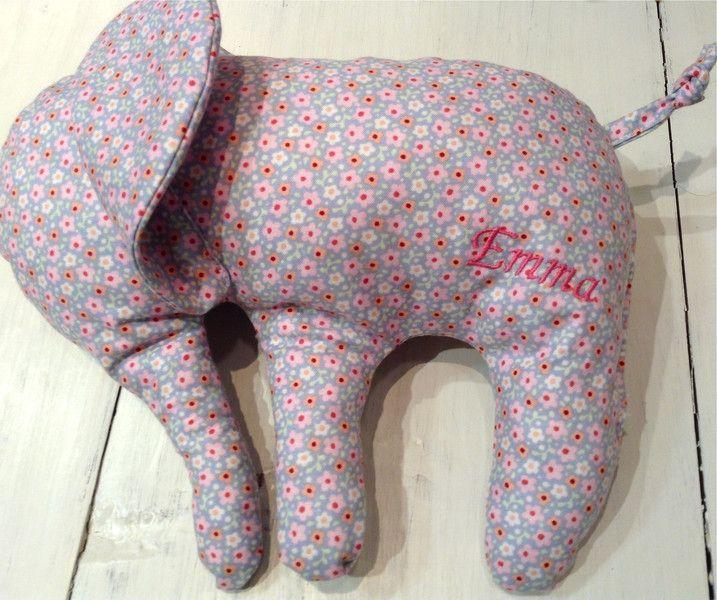 ber ideen zu elefanten kissen auf pinterest. Black Bedroom Furniture Sets. Home Design Ideas
