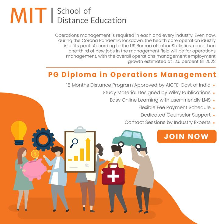 PG Diploma in Operations Management Operations