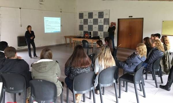 Desarrollo Humano: taller de capacitación sobre abuso sexual infantil