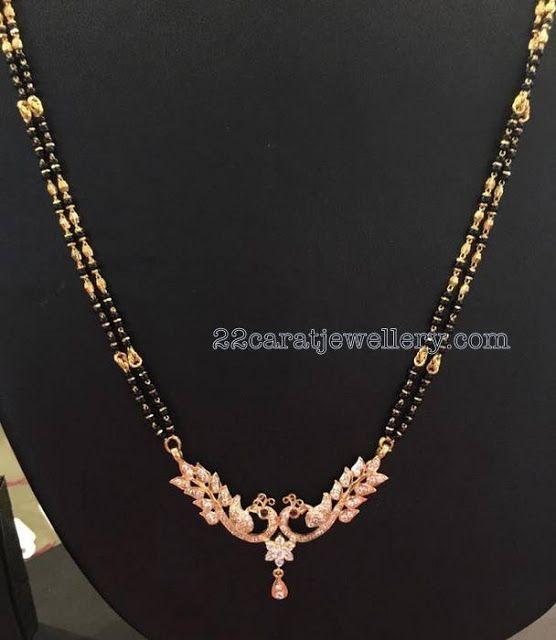 Latest Black Beads Sets Gallery - Jewellery Designs