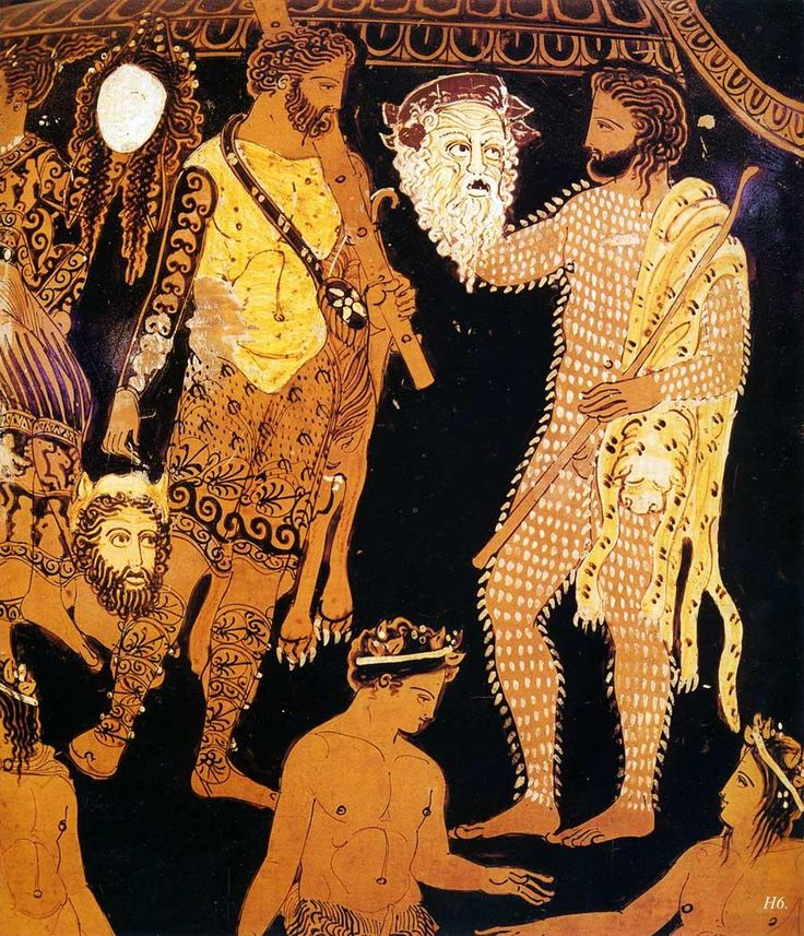 Image result for Ancient GReek myth performance