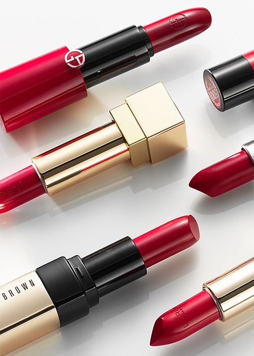 Find the perfect red lipstick for your skin tone