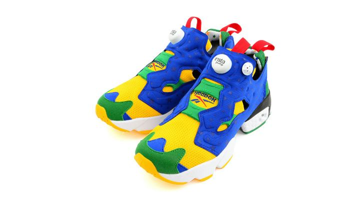 "Reebok INSTA PUMP FURY ""2014 BRAZIL WORLD CUP""の先行予約が開始"