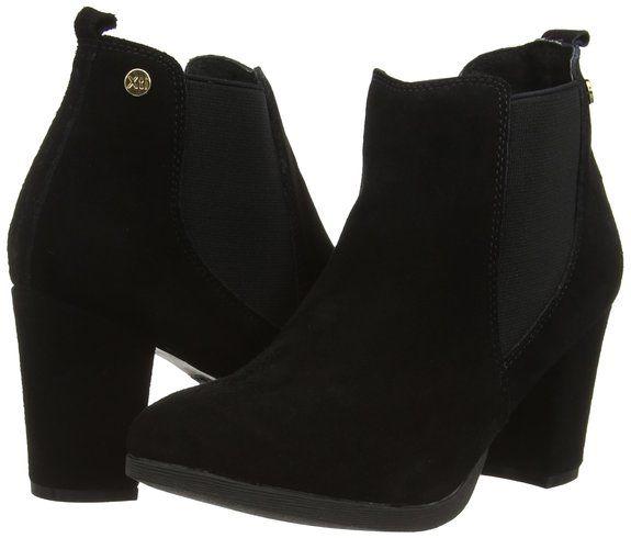 XTI 29942 Damen Chelsea Boots: Amazon.de: Schuhe & Handtaschen