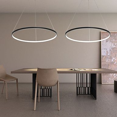 40W Contemporaneo LED Metallo Luci Pendenti Salotto / Sala da pranzo / Sala studio/Ufficio / Camera dei bambini / Stanza dei giochi del 4745722 2017 a €168.55