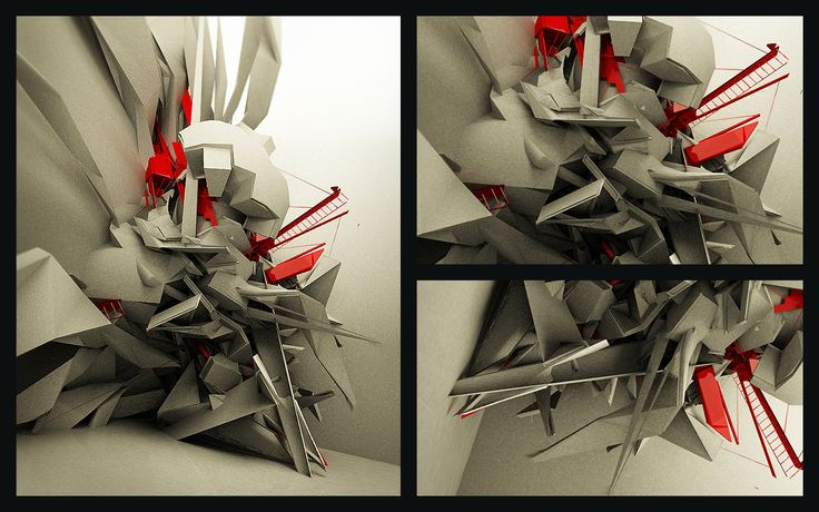 DECONSTRUCTIVISM by ~momentica-one on deviantART