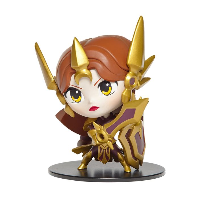 Riot Games Merch | Leona Figure - Figures - Collectibles  The struggle is so real not to buy figures!