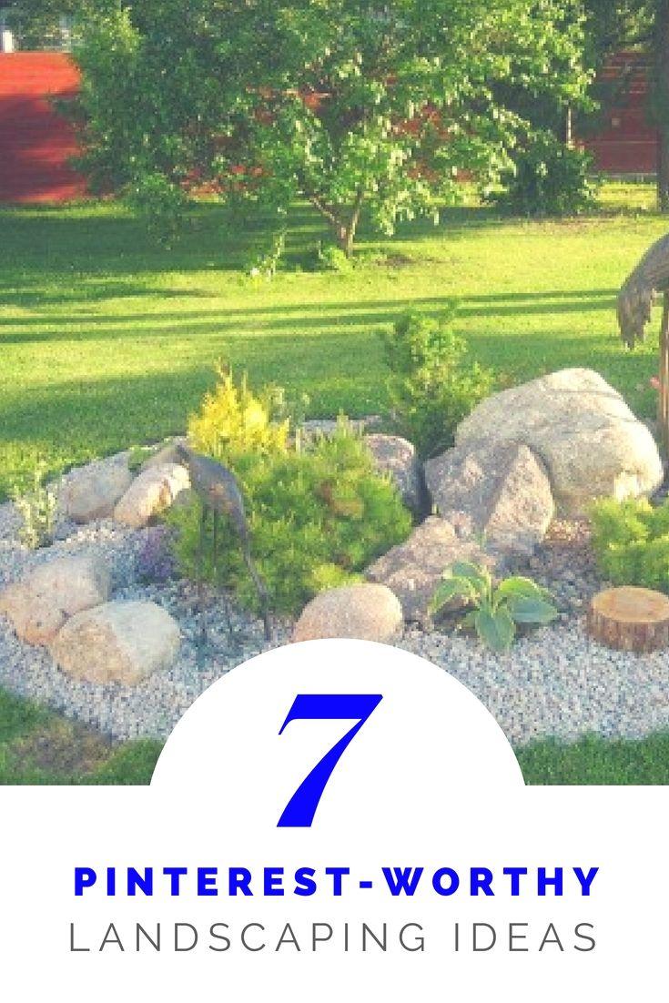 Pin By Backyard Rock Landscaping On Rock Landscaping Ideas