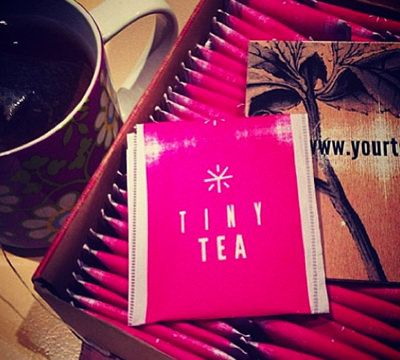 Fingers crossed I win the well-being pack by @tinyteatox - their tea blends are amazing! You can enter too at www.yourtea.com