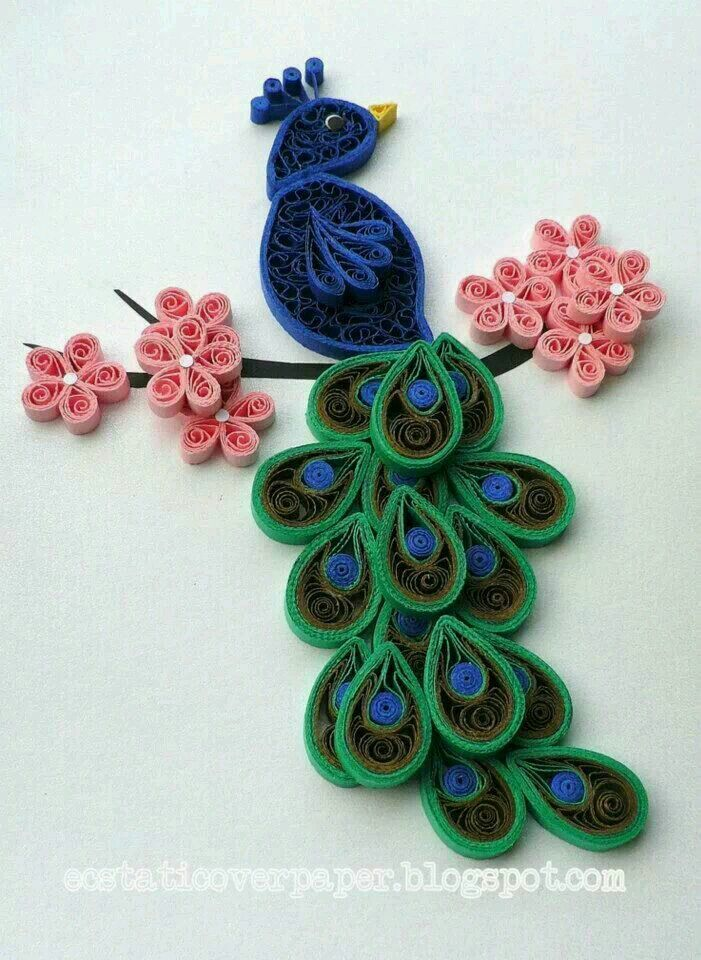 86 best quilling animal images on pinterest paper for Quilling strips designs