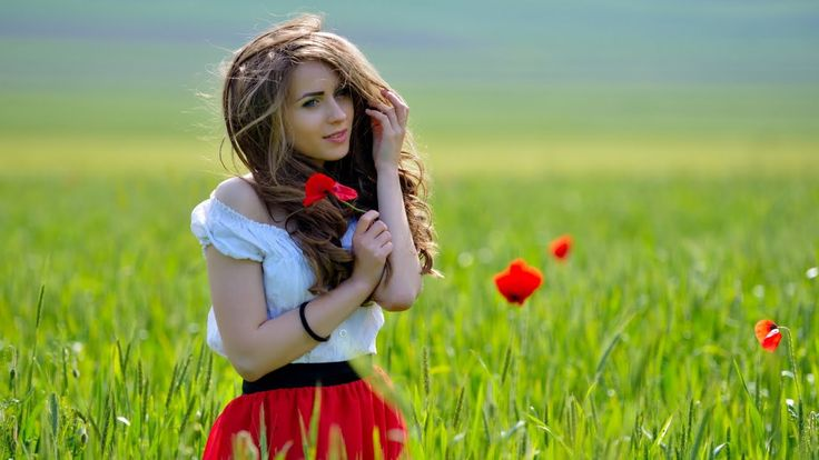 ► Весенние женщины / Spring Woman [0:40:04] ❏ Музыка / Music: Rita Lee «Bossa'n Beatles» ❏ Фотографии современных, красивых женщин, излучающих добро, мудрость и душевную гармонию ❏ Аудиовидеомонтаж: «Экзотика» / AudioVideoEditing: «Exotic»