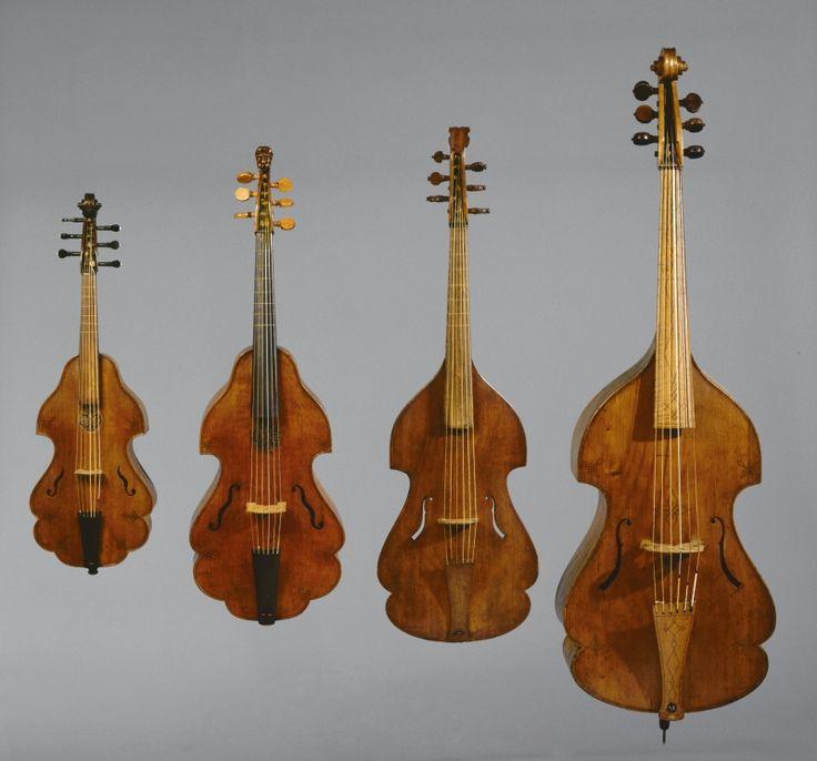 Viola da Gamba (Tenorlage)      Ernst Busch  um 1630 Nürnberg (?) / Deutschland Germanisches Nationalmuseum