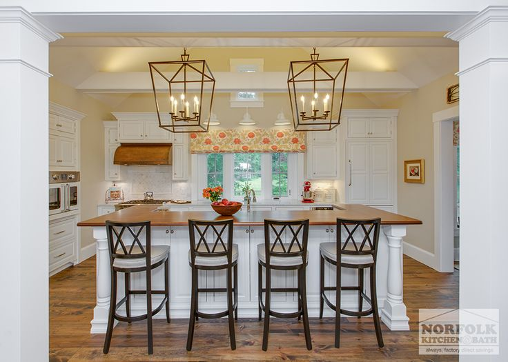 This White Kitchen By Showplace Features An Inset Style Door And Was  Designed By Kathryn From Part 95
