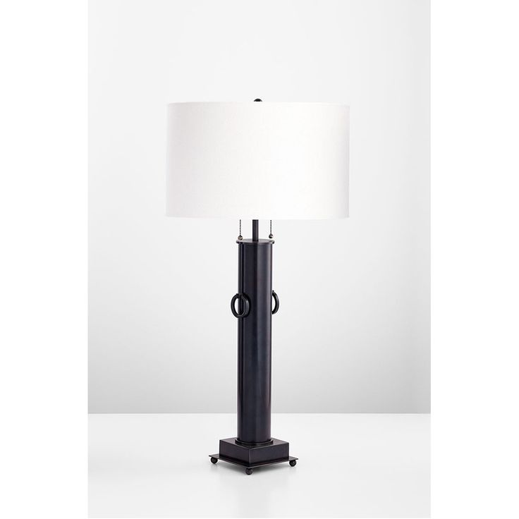 Cyan Design Brown Table Lamp with CFL - Brown