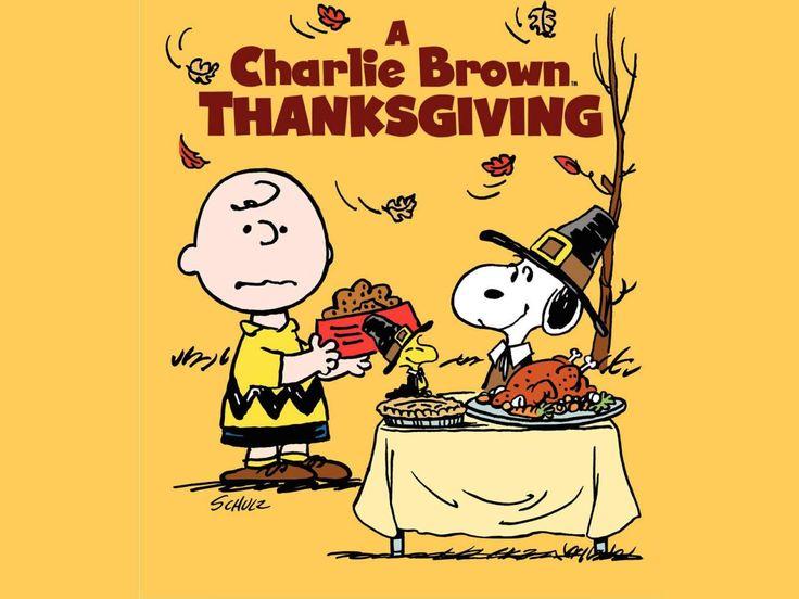 Charlie Brown Thanksgiving 1280x960