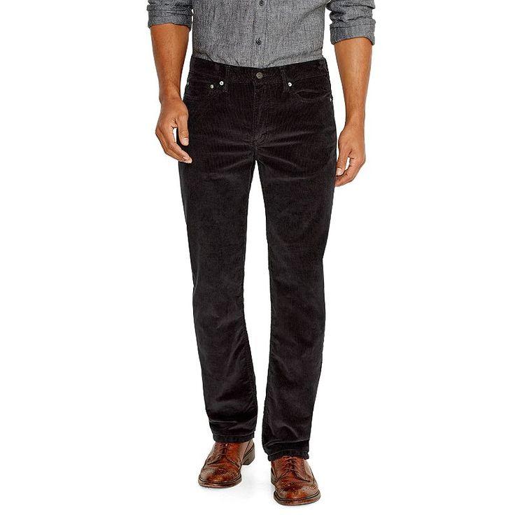 Men's Levi's 514 Straight Corduroy Pants, Size: 2