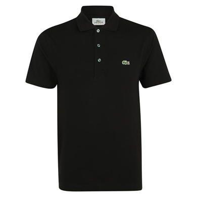 Lacoste   Mens Polo Shirts   Lacoste Plain Polo Shirt   USC.CO.UK