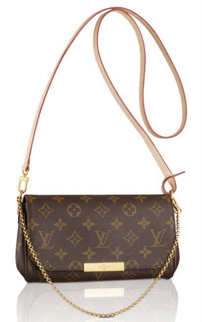 the classic monogram clutch - Louis Vuitton Favorite PM Clutch
