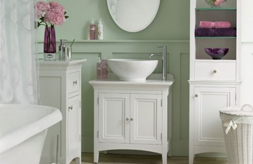 country bathroom ideas and pictures | 41 Country Style Bathroom Designs - Channel4 - 4Homes