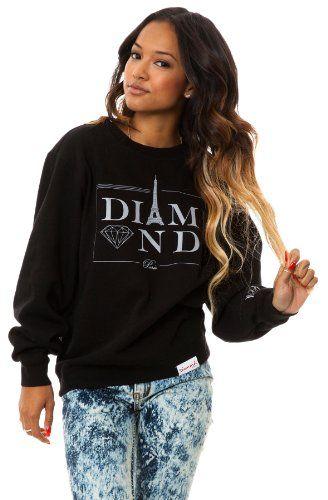 Diamond Supply Co Hoodie Women February 2017