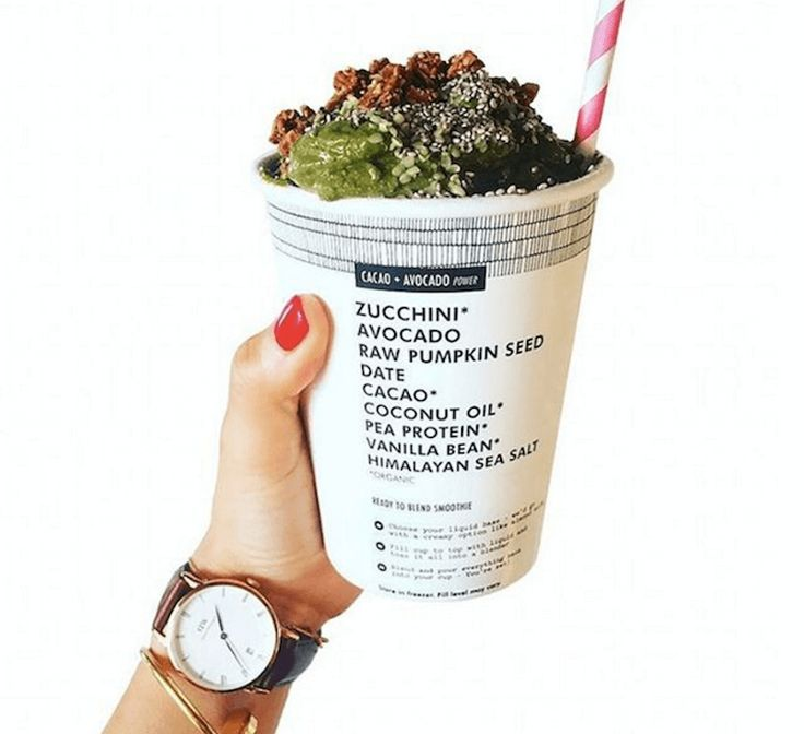 "See why Well+Good says: ""these organic smoothies are 100% ready to dump in the blender and about to change your life."""