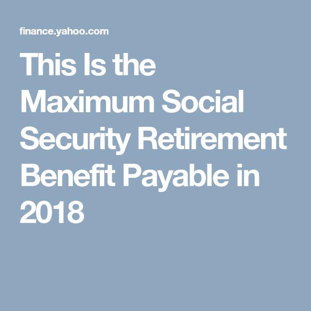 25+ ide Retirement benefits unik di Pinterest Lukisan lanskap - social security administration form