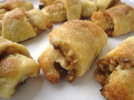 Ina Garten rugelach-BEST COOKIES EVER/These are the best cookies ever.  I will make every year. Keeper.