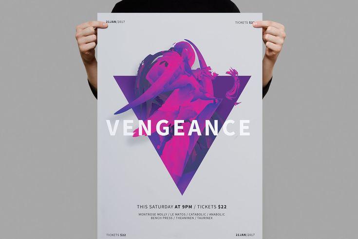 Vengeance Poster / Flyer