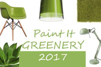 Paint It Greenery, consigli verdi e alla moda | lartdevivre - arredamento online