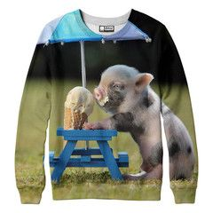 Piggy's N Cream Sweatshirt