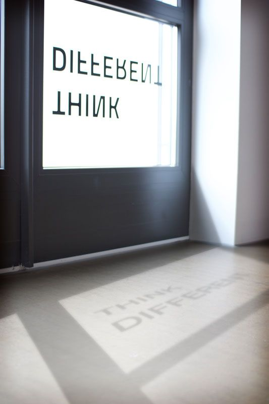appcom marketing & interactive   office interior design   typography   visionary art