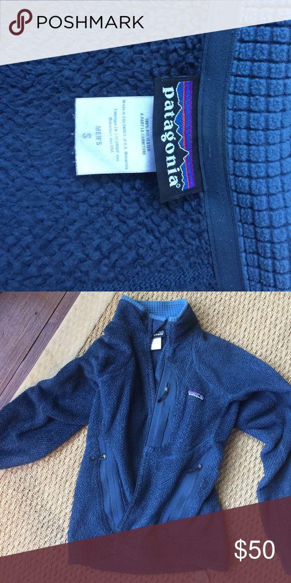 Patagonia fleece jacket Men's small, blue Patagonia fleece jacket in excellent condition! Patagonia Jackets & Coats